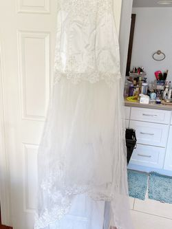 Brand new 3 pieces wedding dress for Sale in Chino Hills,  CA
