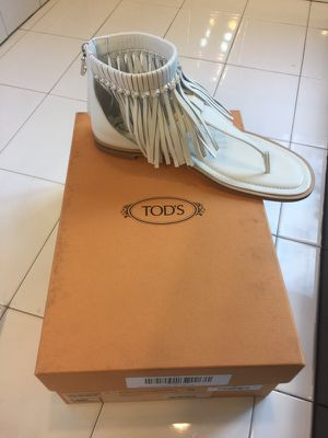 Tod's sandal for Sale in Rockville, MD