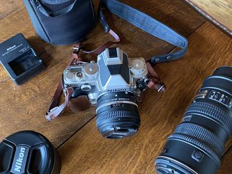 Nikon Df + Three Lenses for Sale in Pittsburgh,  PA