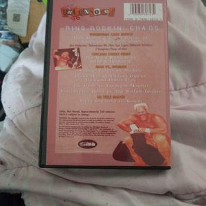 Wcw Uncensored 1996/w Preshow for Sale in Chicago, IL