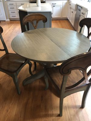 4 Pier 1 Dining or Kitchen Chairs for Sale in Snoqualmie, WA