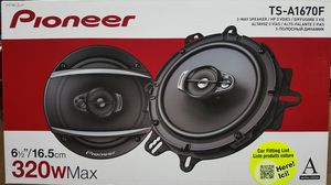 PIONEER 6.5 INCH SPEAKERS for Sale in Pico Rivera, CA