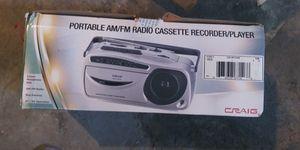 Cassette player....Cassette Tapes.. Some CDs for Sale in Trenton, NJ