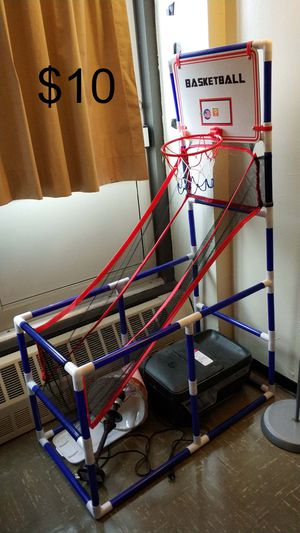 Kids basketball Hoop Shot Game for Sale in Cambridge, MA
