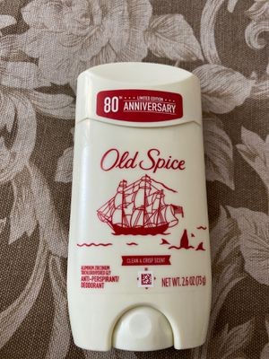 Old spice deodorant for Sale in Clifton, NJ