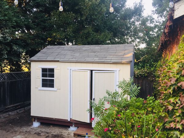 9'x12' shed/room ..