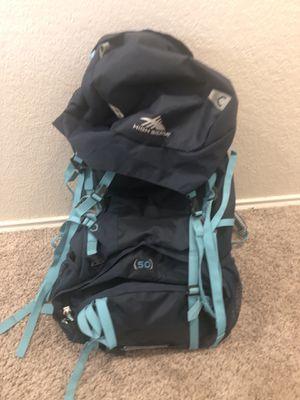High Sierra Women's 50L backpack for Sale in Austin, TX