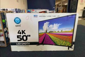 "TCL 50"" and 55"" smart Roku TV new open box AGUW for Sale in Dallas, TX"