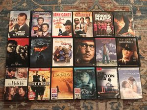 57 DVD's for $45 for Sale in Hillsboro, OR