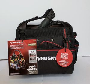 """New Husky 10"""" Electrician's Bag for Sale in Hayward, CA"""