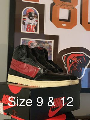Jordan Retro 1 Defiant Couture Size 9 and 12 for Sale in Cleveland, OH