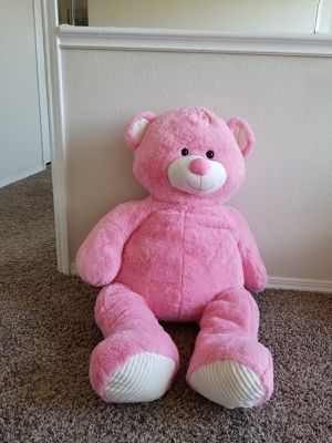 Big Pink Teddy Bear for Sale in Plano, TX