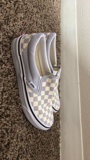 Checkerboard Vans for Sale in Tumwater, WA