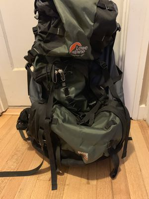 lowe alpine hiking backpack for Sale in Tacoma, WA