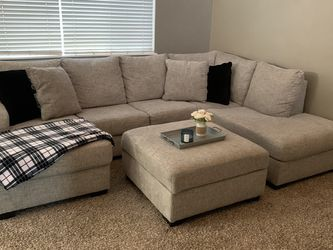 Sectional With Ottoman & Storage for Sale in Aurora,  CO