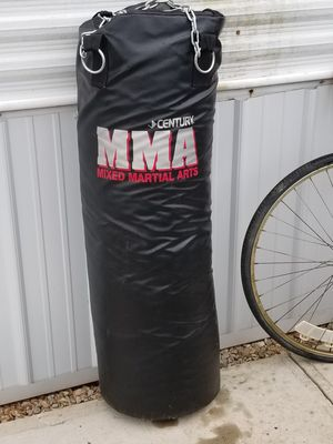 Mix Martial Arts Punching Bag for Sale in Parkersburg, WV