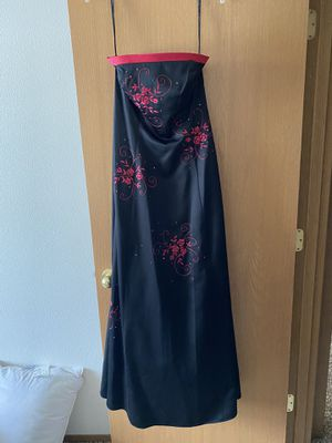 Black and pink prom dress for Sale in Olympia, WA