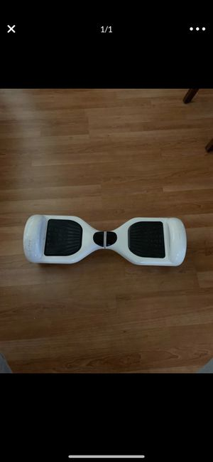 Hoverboard with charger for Sale in Virginia Beach, VA
