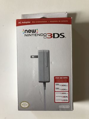 New Nintendo 3DS AC Adapter for Sale in Sammamish, WA