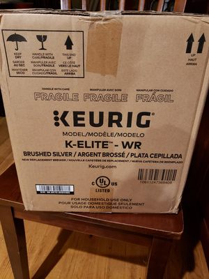 Keurig maker brand new never opened for Sale in Seaford, NY