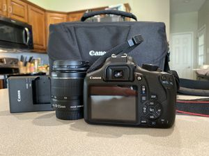 Canon EOS Rebel T6 for Sale in Sanger, TX