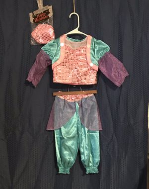 NWT Toddler JEANNIE in a BOTTLE Costume for Sale in Las Vegas, NV