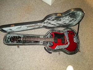 Epiphone SG cherry red electric guitar for Sale in The Villages, FL