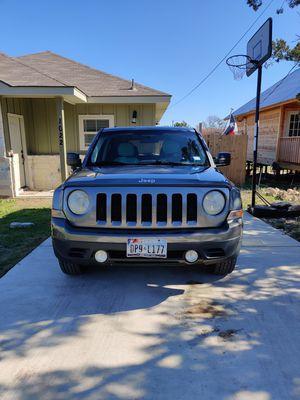 2012 Jeep Patriot sport for Sale in San Antonio, TX