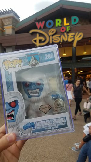 Funko pop abominable snowman diamond edition for Sale in Tampa, FL