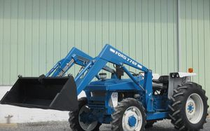 only 1557 Hours.4610-Ford Tractor Loader1985. for Sale in Sioux Falls, SD
