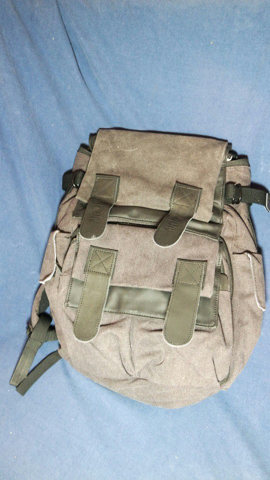 Professional camera bag with padded lens pockets