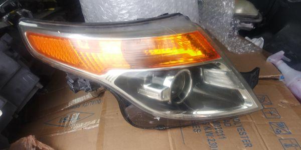 2011 2015 Ford explorer headlight