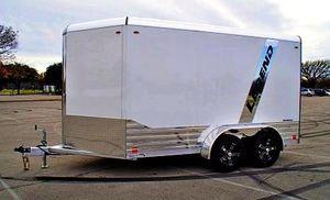 💲 1️⃣0️⃣0️⃣0️⃣ e🇳c🇱o🇸e🇩 🇨a🇷g🇴 🇹r🇦i🇱er hitch type bumper pull for Sale in Phoenix, AZ