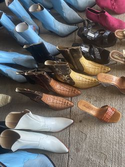 Mexican Women Boots for Sale in Los Angeles,  CA