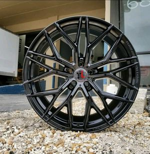 20x9 FLOW FORMED wheels new in boxes 5 lug 5x112 and 5x114.3 for Sale in Pembroke Pines, FL