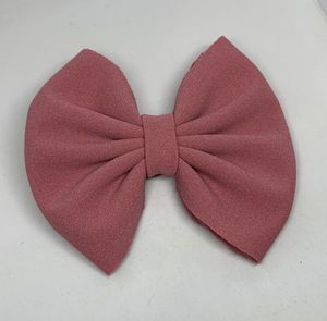 Dusty Pink Hair Bow with alligator clip for Sale in Fresno, CA