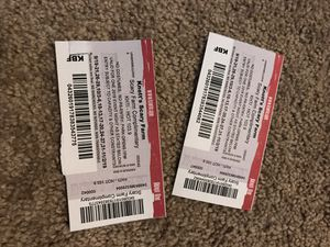 2 Knotts Scary Farm Tickets Available to use any day for Sale in El Mirage, CA