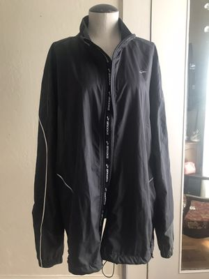 BROOKS X LARGE RUNNING LIGHT WEIGHT BLACK SHELTER TECHNOLOGY JACKET for Sale in Alameda, CA
