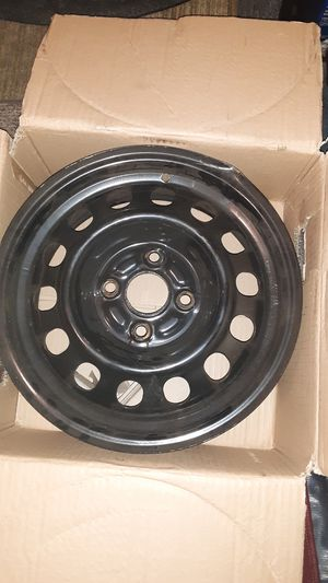 Reduced! 4 of RTX. Steel Rim, Aftermarket Wheels 14x5.5, 4-100, 54.1, for Sale in Neptune City, NJ