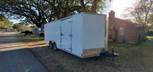 2018 Cargo Trailer 20ft for Sale in Tomball, TX