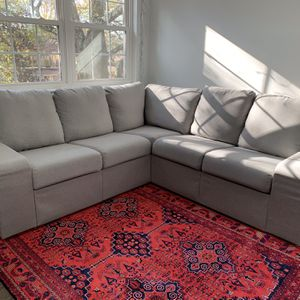 BRAND NEW Home Reserve Sectional Couch Fully Assembled- washable/changeable/water-resistant for Sale in Arlington, VA
