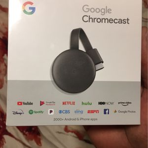 Google Chromecast for Sale in Providence, RI