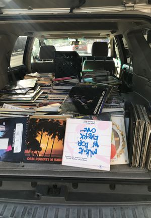 Vinyl Record Collection LPs for Sale in San Diego, CA