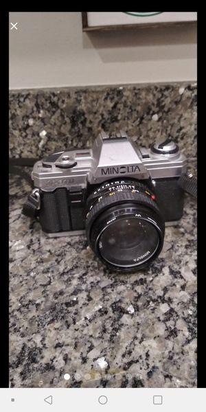 Camera Minolta SRT 01 for Sale in Gaithersburg, MD