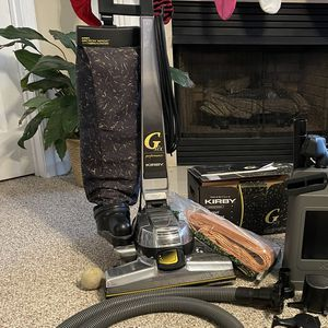 G Six Performance Kirby Vacuum And Accessories for Sale in Garner, NC
