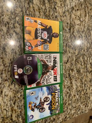 Xbox One Games for Sale in Gilbert, AZ