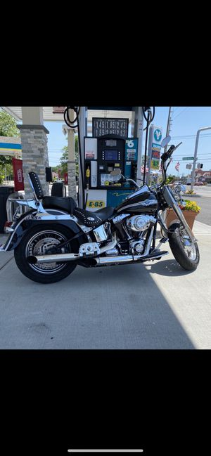 2003 Harley Davidson heritage softail anniversary classic for Sale in Secaucus, NJ