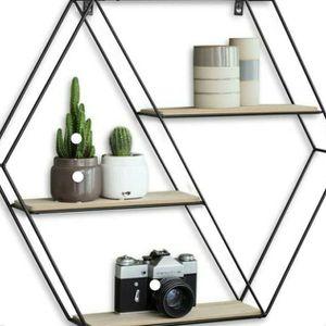 Wall Shelf Unit Decorative Shelves 4 Tier for Sale in El Monte, CA