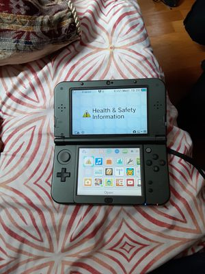 Nintendo 3ds xl hardly used for Sale in CRYSTAL CITY, CA