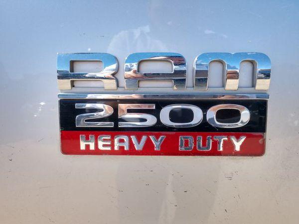 2012 Ram 2500 Mega Cab